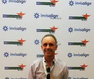 Dr. Paulo Renato Ribeiro esteve no INVISALIGN DAY no SBO ORTOPREMIUM 2016