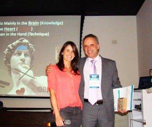 Dr. Paulo Renato Ribeiro ministra palestra na XVII Jornada de Ortodontia da ABOR MG ,em Belo Horizonte